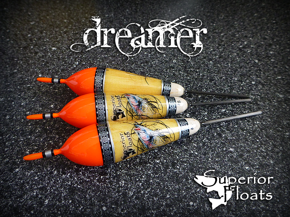 Custom Fishing Floats