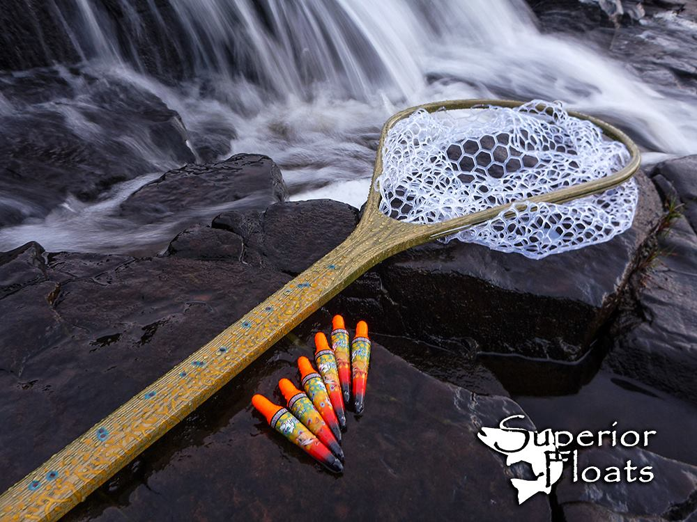 Custom Fishing Nets